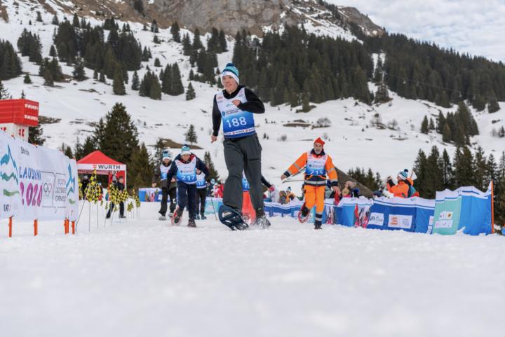 Special Olympics Switzerland National Games Villars 2020